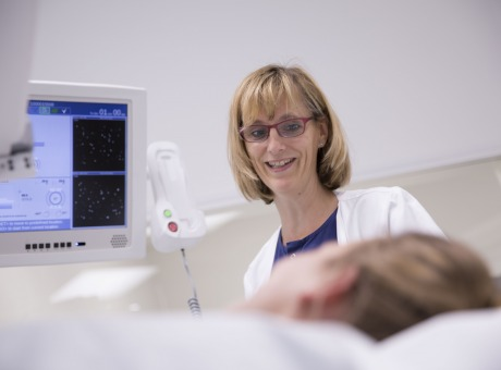 Klinik für Radiologie und Nuklearmedizin