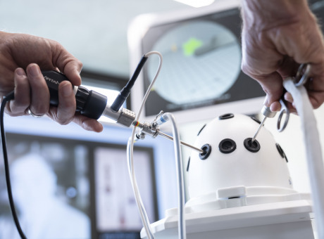 Arthroskopie Simulator