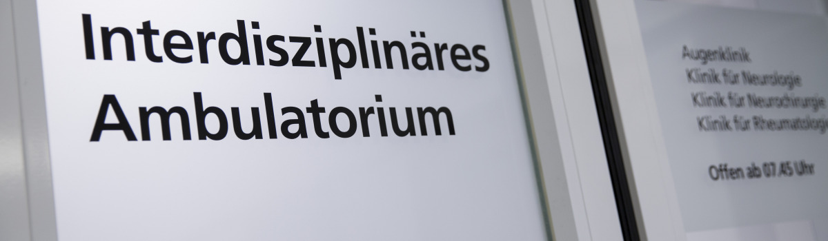 Interdisziplinäres Ambulatorium Neurologie
