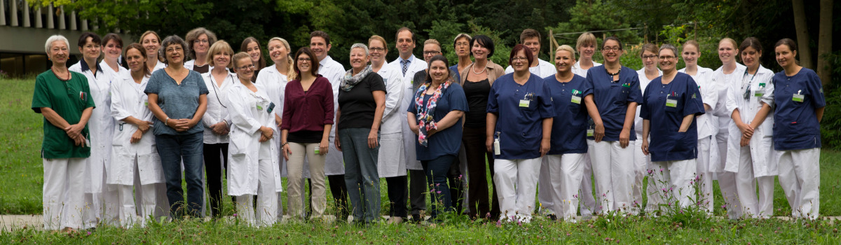 Frauenklinik Team