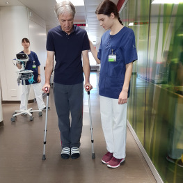 FaGe mit Patient