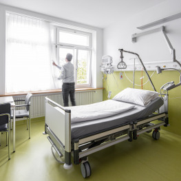 Patientenzimmer Haus 02